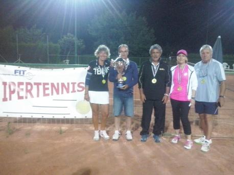 La squadra Wawrinka campione sociale 2016