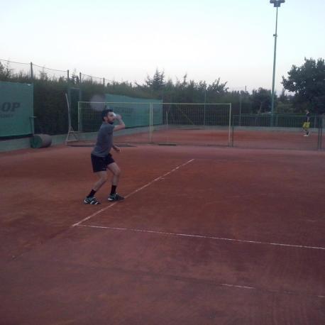 l'ottimo Luca Contestabile, sconfitto solo in finale da G.Luca Naitana