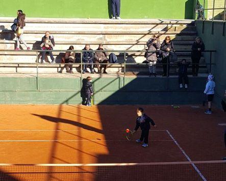 Andrea Manai ha vinto 4 incontri qualificandosi per il tabellone finale