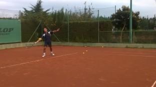 Gianluca Olia campione sociale di doppio maschile 2016 con Sergio Loriga