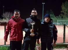 Mirko Mantellini campione sociale 2016 singolare maschile
