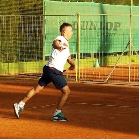 Giuliano Ribichesu finalista del singolo maschile