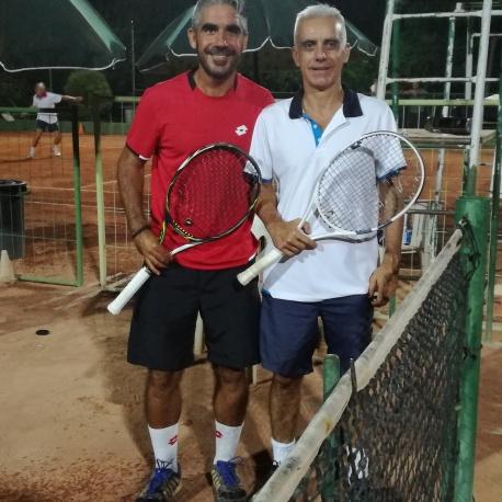 Luca Naitana e Sergio Loriga