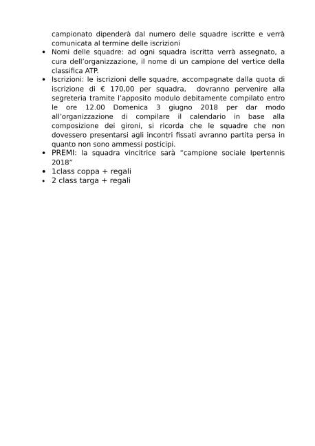 CAMPIONATI SOCIALI A SQUADRE IPERTENNIS 2018 - Copia-2