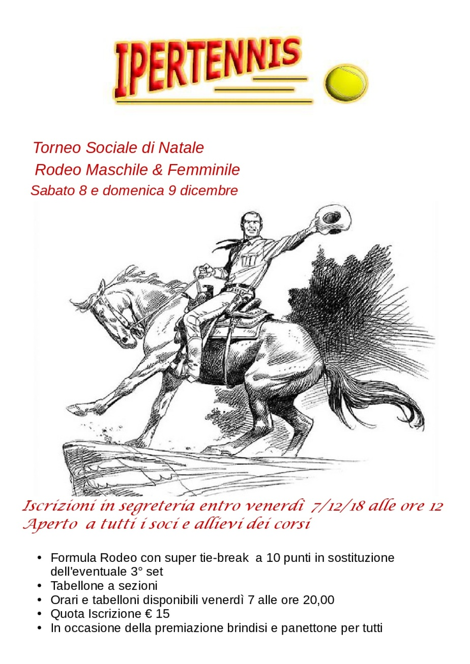 rodeo natale